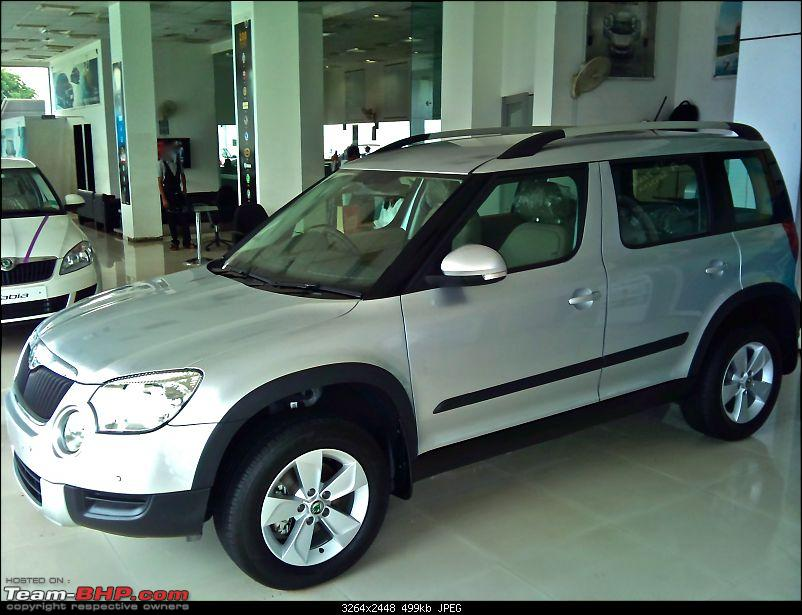 Skoda Yeti@ India (An ownership review) EDIT: Now sold!-2.jpg