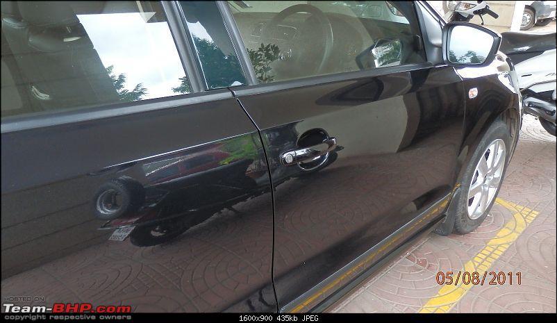 Dark Knight has arrived! VW Vento TDi Highline. EDIT: 5th Service done-p8050317.jpg