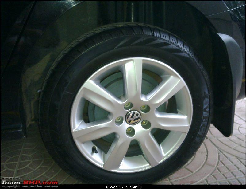 Dark Knight has arrived! VW Vento TDi Highline. EDIT: 5th Service done-16072012680.jpg