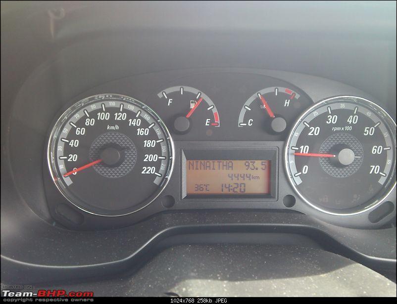 Italiano Bellezza - Fiat Grande Punto 1.3 MJD Emotion. EDIT : 2nd Service update-odo3.jpg