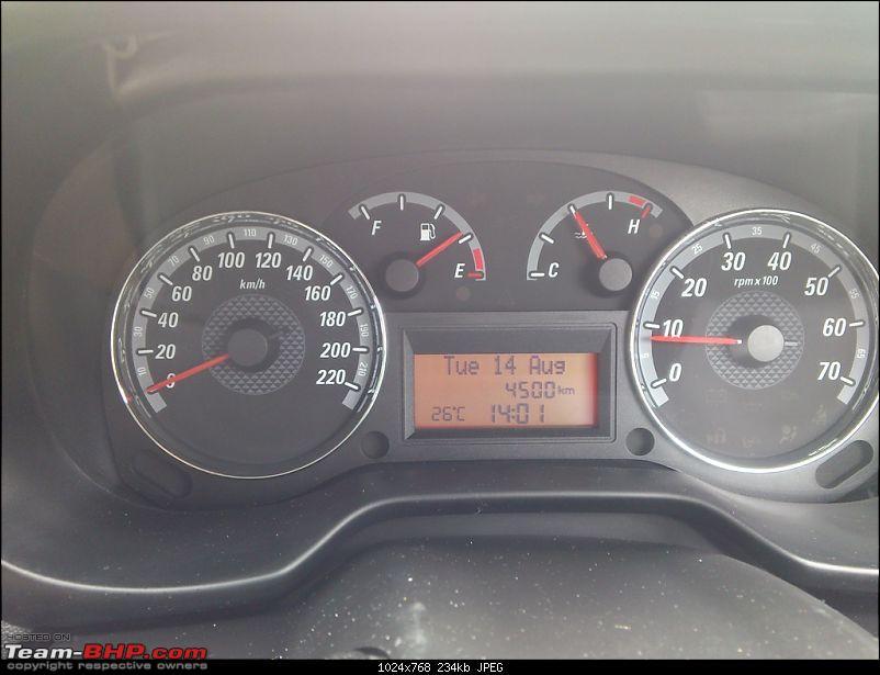Italiano Bellezza - Fiat Grande Punto 1.3 MJD Emotion. EDIT : 2nd Service update-odo4.jpg