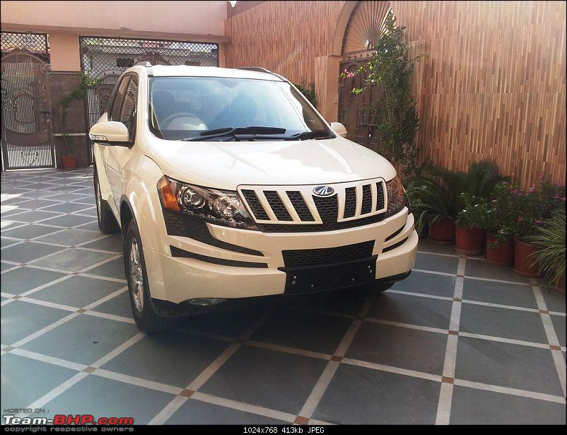 My First Diesel car - Mahindra XUV 5OO - Power unleashed-20120923_153405.jpg