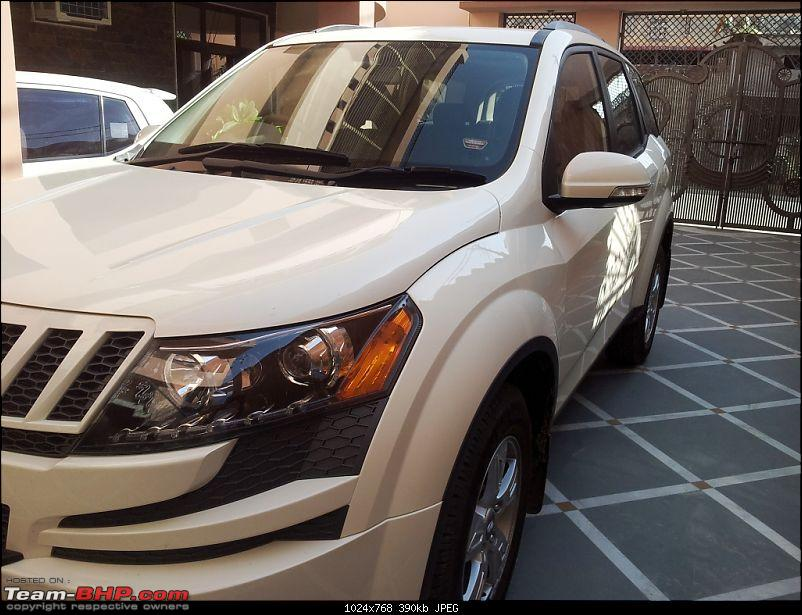 My First Diesel car - Mahindra XUV 5OO - Power unleashed-20120923_153427.jpg