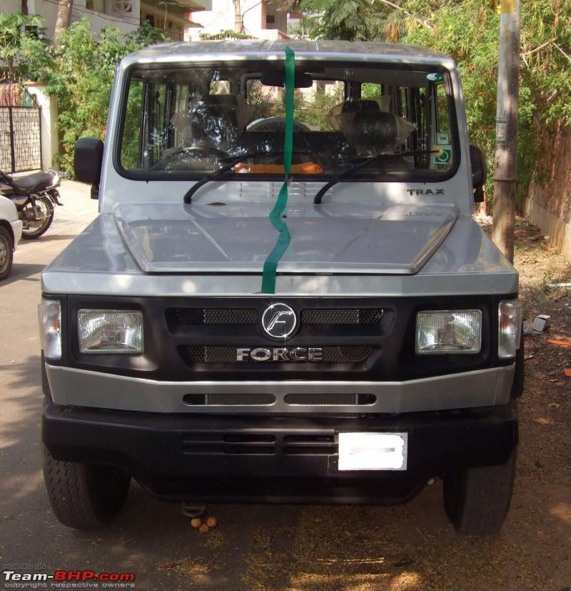 Force Motors Trax Cruiser Mileage - impremedia.net