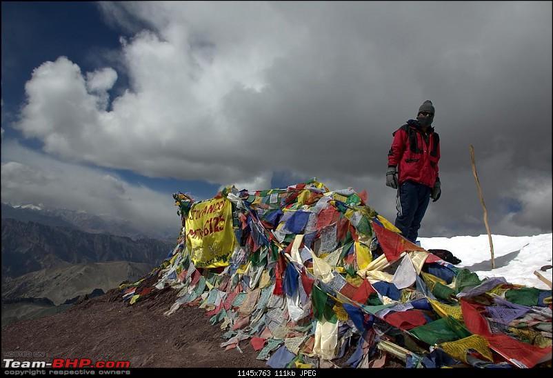 "Self-Drive Exploratory Expedition->Zanskar+Unknown Kashmir-> ""off-season October 2011-stok-kangri.jpg"