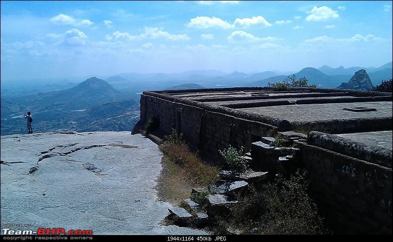 Hills of Honey - A TeamBHP meet in Madhugiri-imag0499.jpg