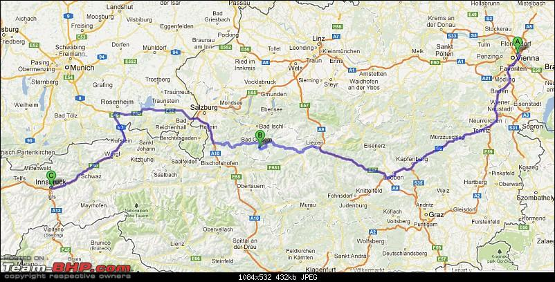 My European Sojourns: The making of a dream road trip!-viennainnsbruck.jpg