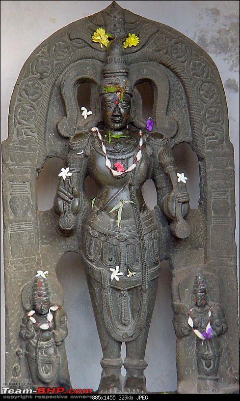 Diwali trip to Uttar Kannada! - Pune to Sirsi, Banavasi and around-murti3.jpg