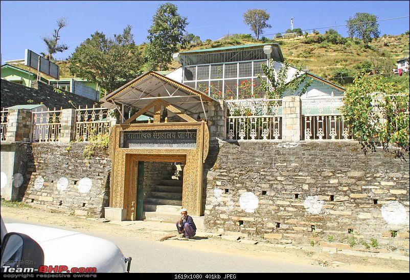 Uttarakhand Trip : Mahavatar Babaji Cave, Dunagiri, Jageshwar Jyortling & Sitabani-img_8585.jpg
