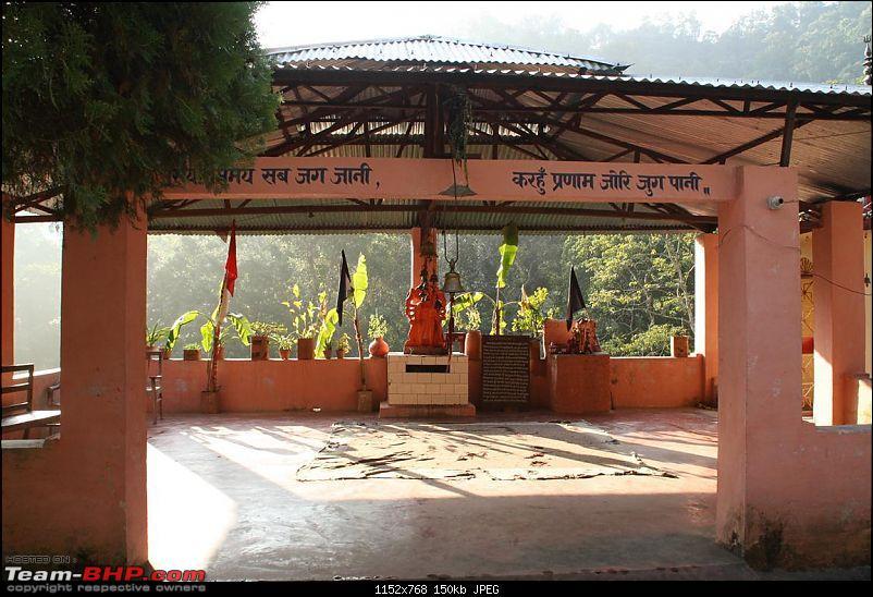 Uttarakhand Trip : Mahavatar Babaji Cave, Dunagiri, Jageshwar Jyortling & Sitabani-img_8722.jpg