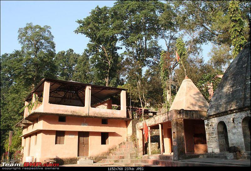 Uttarakhand Trip : Mahavatar Babaji Cave, Dunagiri, Jageshwar Jyortling & Sitabani-img_8725.jpg