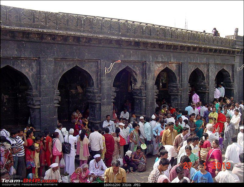 Aundh Sansthan : Day trip with a confluence of Pilgrimage & Art-crowd.jpg