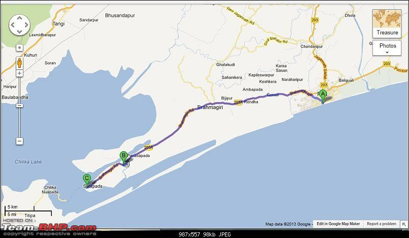 A drive to the Sea : Bhilai to Puri for a splendid holiday-chilka.jpg