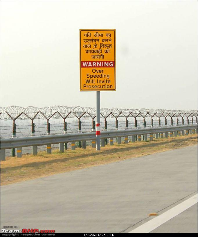 Chandigarh -> Jabalpur Travelogue-expressway1.jpg