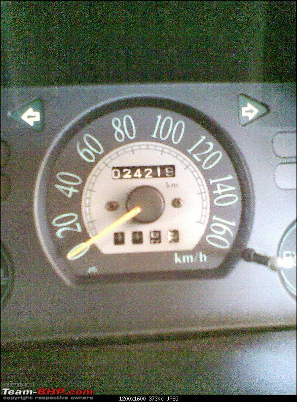 Unplanned Visit to the Scintillating Patratu!-04062013040.jpg <b><u>Now please don't embarrass me. Its a genuine 24K kms on the odo &amp; my car features in the thread dedicated to low mileage cars.</u></b><br /> <br /> <b>PS: <br /> 1. Without visiting the doctor, wife is already feeling normal and the break has helped me bust my work-stress as well. That is the magic of this unplanned journey to the scintillating Patratu!<br /> <br /> 2. A special note of thanks to GTO for helping me putting things in order at the assembly line.</b><br /> <br /> Thanks for your time Gentlemen! Please do take a stop to look at the photographs. They have been captioned for detailed information.<br /> <br /> Regards,<br /> Saket</div>   <div style=