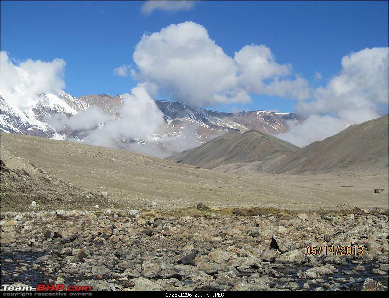 Sikkim - Gangtok - Himalayas, Heights Calling-gurudongmar-lake-16.jpg