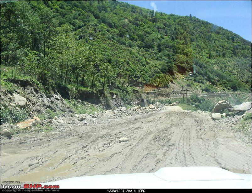 Roadtrip to The Middle of Nowhere... Monyul (Tawang) and More-road.jpg