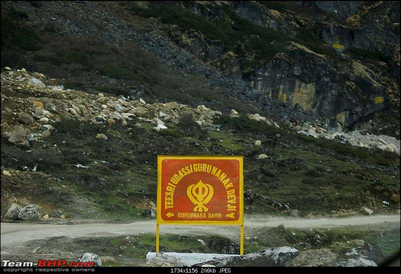 Roadtrip to The Middle of Nowhere... Monyul (Tawang) and More-gurdwara0.jpg
