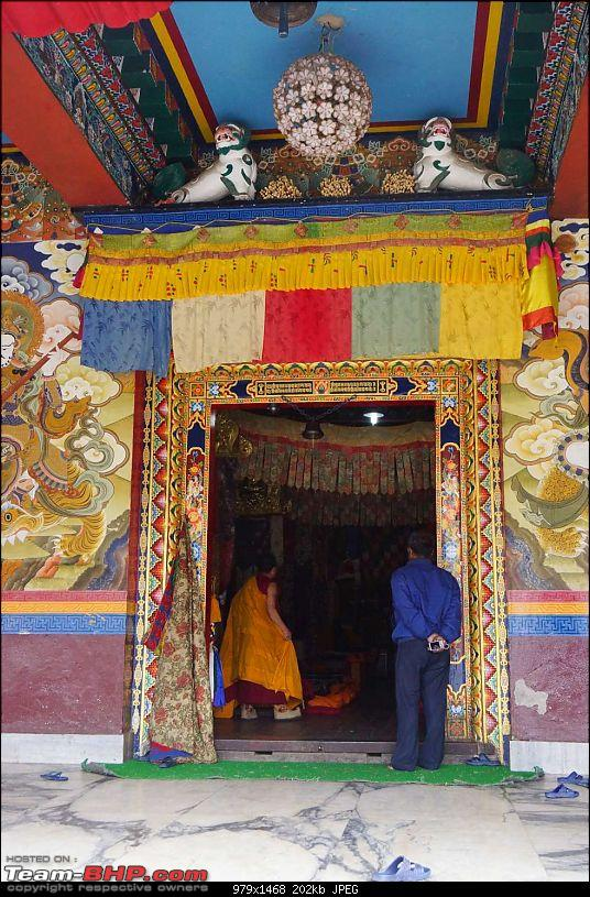 Roadtrip to The Middle of Nowhere... Monyul (Tawang) and More-monastery-30.jpg