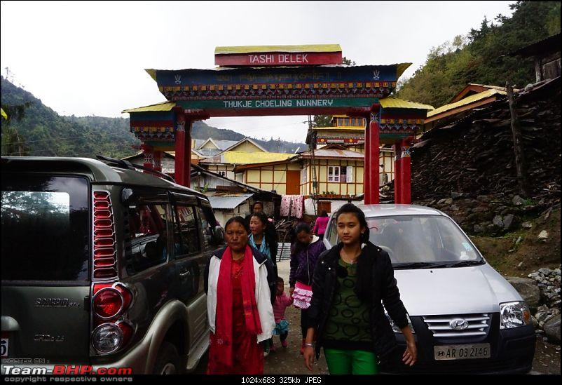 Roadtrip to The Middle of Nowhere... Monyul (Tawang) and More-aaanigompa0.jpg