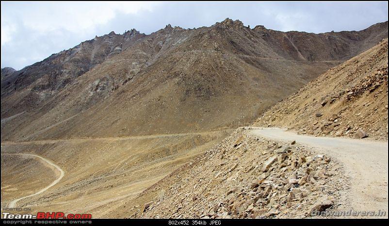 Extreme Expedition - Bicycling Manali-TsoKar-Leh-Khardungla & Stok Kangri summit trek-khardung-la36.jpg