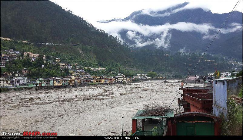 To Yamunotri & Gangotri: Witnessed Landslides, Cloudburst, Floods & Traffic Jams-20130617_114507.jpg