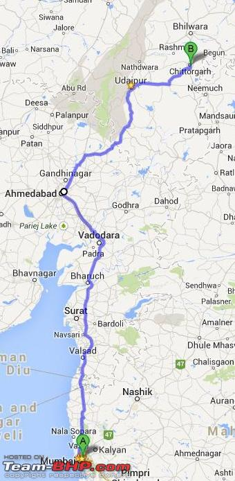 Name:  0  FW1  Mumbai  Chittorgarh 886 Route.jpg