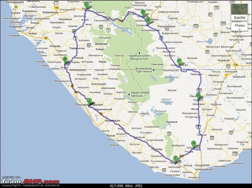 Honda CBR 250 Coastal Ride: Took a year to complete!-s1map1.jpg