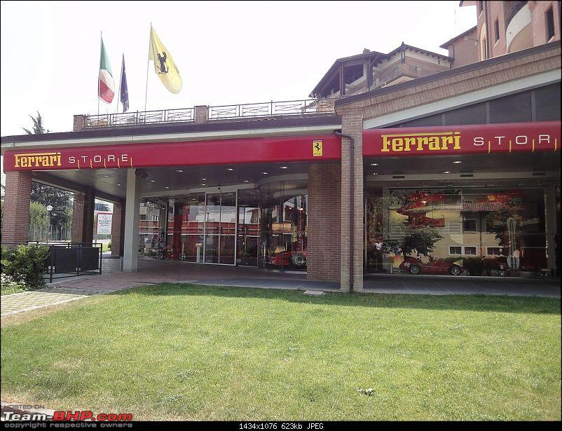 An Old Travelogue - Italy 2006-ferrari-store.jpg