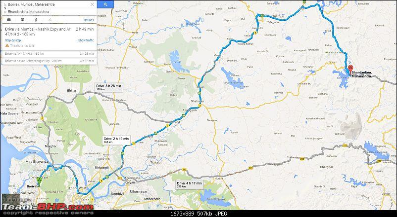 Rain, fog, waterfalls, a huge lake & 6 cars - The story of an EPIC drive!-map.jpg