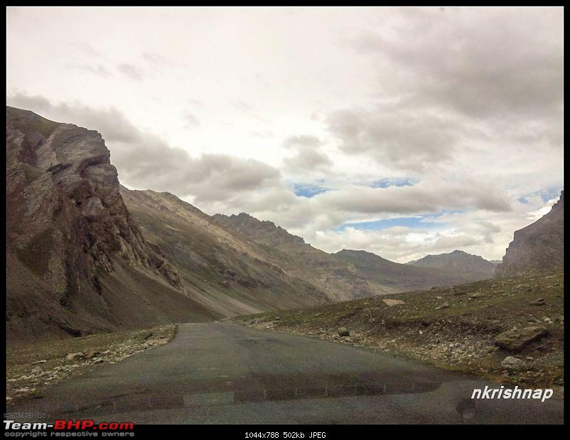 A glimpse of Paradise (Leh): 7300 kms, 8 States in a Linea-entering-ladakh-district.jpg
