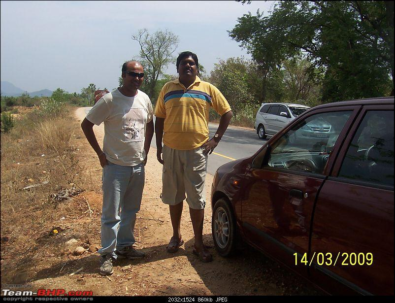 Weekend Travelogue: 3 Satyamites seeks blessings from the lord of seven hills-100_4906.jpg