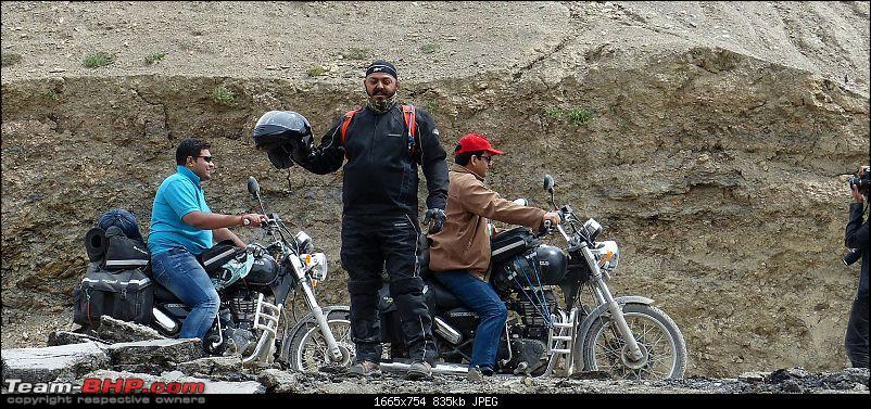 A Biker's Anthem: Ladakh-biker-fotu-la.jpg