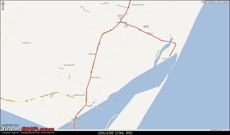 Civved : Pondicherry (Puducherry)-googlemap20130917_210549.jpg