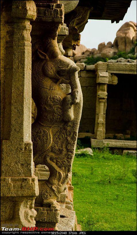 Wanderlust traveller - 350 kms away & 700 years back - Bangalore to Hampi-suh_8941.jpg