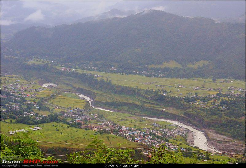 Nepal (Kathmandu and Pokhara) : Dashain, Religion, Phailin and Fun-sarangkot-19.jpg