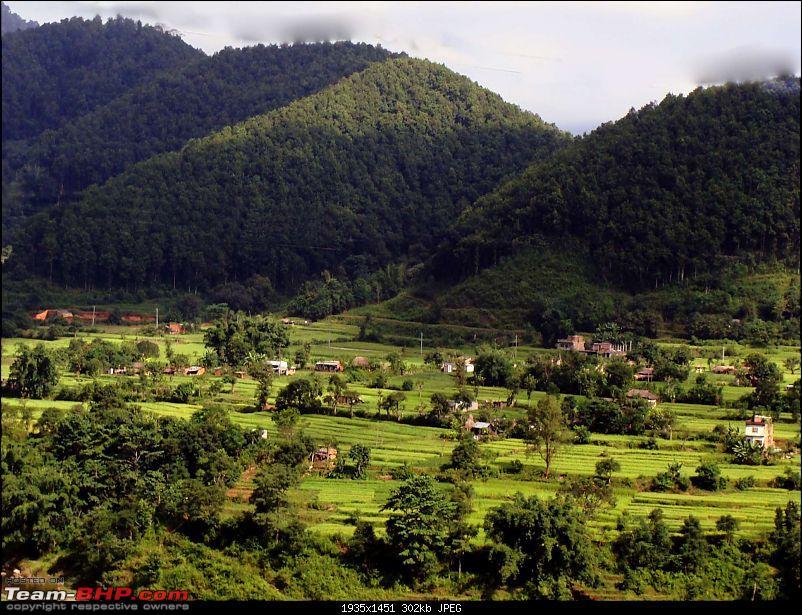 Nepal (Kathmandu and Pokhara) : Dashain, Religion, Phailin and Fun-scenery-11.jpg