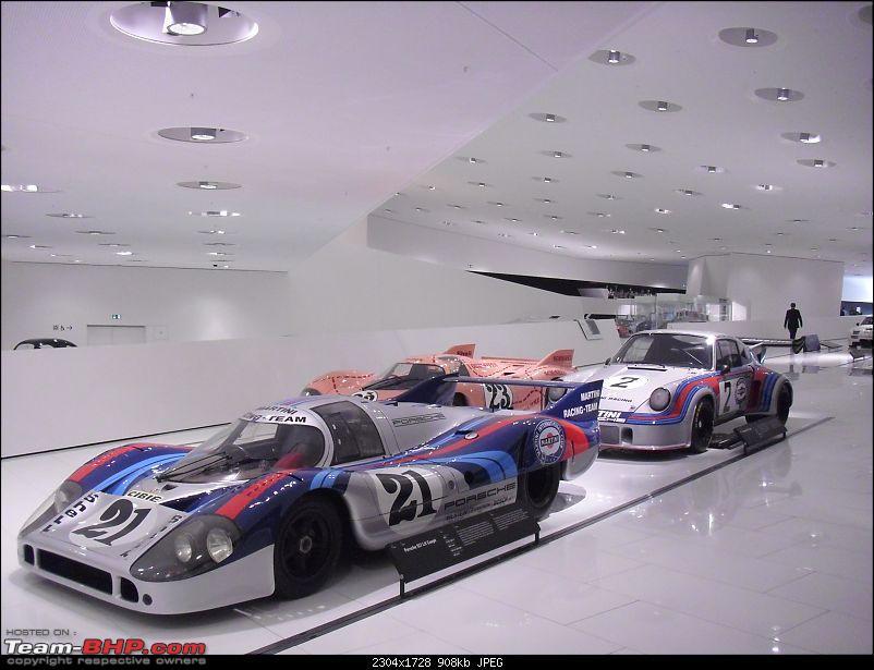 A visit to the Porsche Museum @ Zuffenhausen, Stuttgart-cimg3120.jpg
