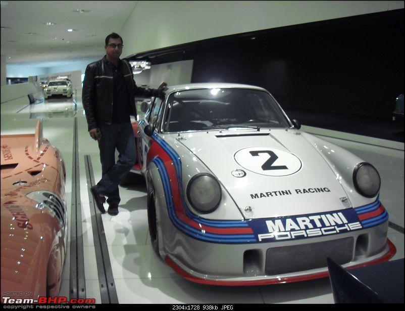 A visit to the Porsche Museum @ Zuffenhausen, Stuttgart-cimg3121.jpg