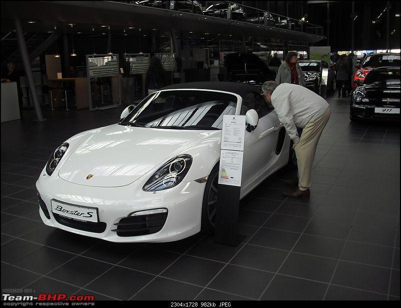 A visit to the Porsche Museum @ Zuffenhausen, Stuttgart-cimg3130.jpg