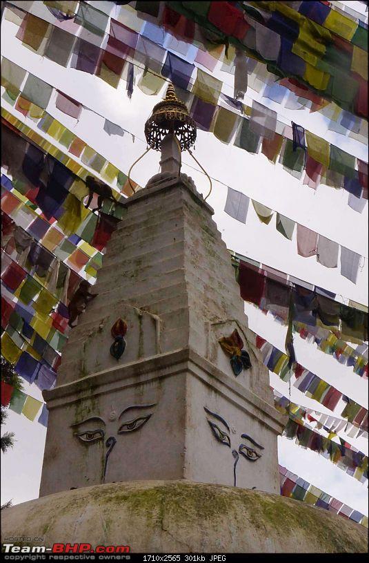 Nepal (Kathmandu and Pokhara) : Dashain, Religion, Phailin and Fun-swayambhunath-13.jpg