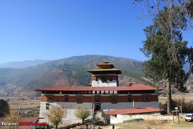 Name:  Paro Dzong from Behind.jpg Views: 14266 Size:  191.8 KB