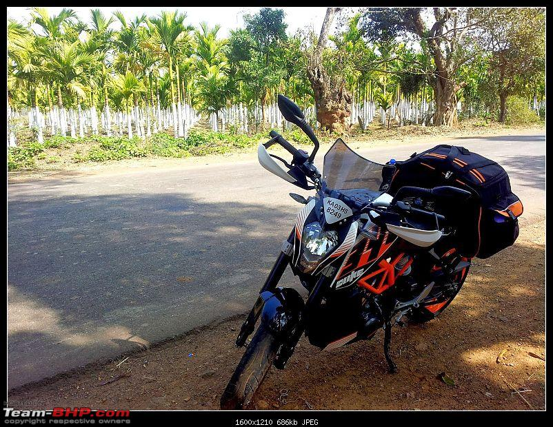 A Tale of a Coast, Beaches and Temples: My 1st Solo Ride-20140101_113837.jpg