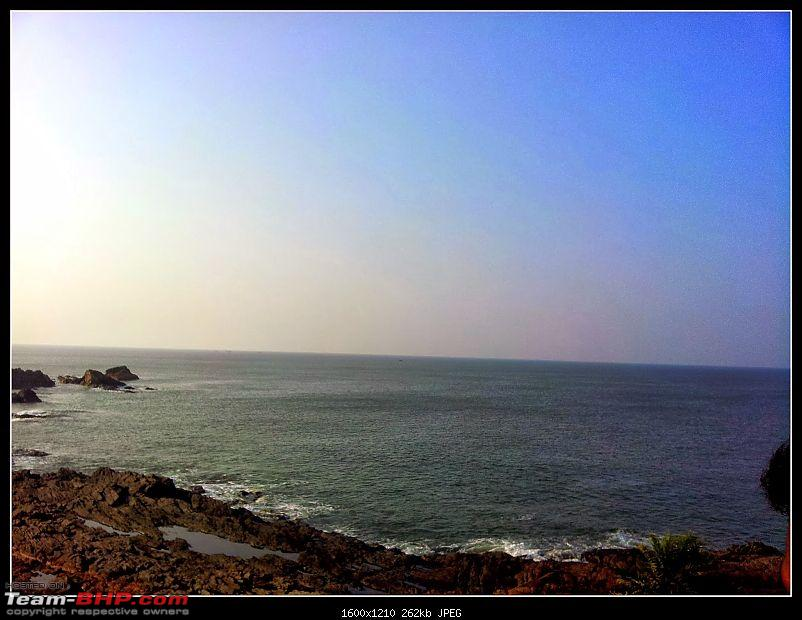 A Tale of a Coast, Beaches and Temples: My 1st Solo Ride-20140102_082524.jpg