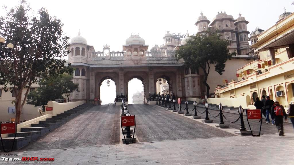 week's drive through Rajasthan - The bastions of the Mewar Kingdom ...
