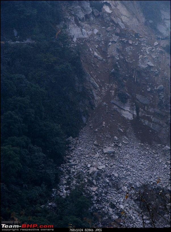 Dusted: Zero Point, North Sikkim, 15748 FT-landslidefrontview.jpg