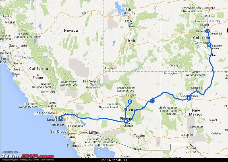 Driving expedition in the United States-irvine-denver.jpg