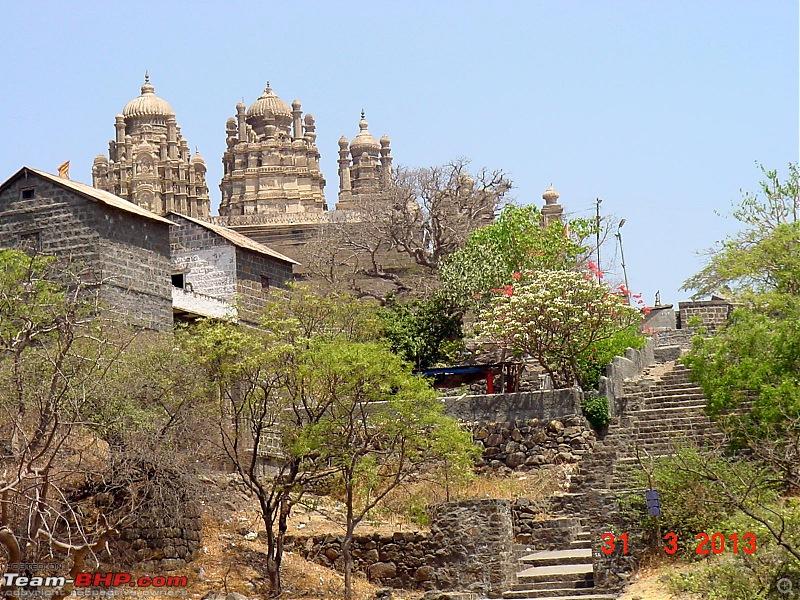 Bhuleshwar Temple: Nice day trip from Pune-steps.jpg