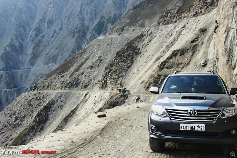 Bangalore to Ladakh - A drive as great as the destination-zojila-car.jpg