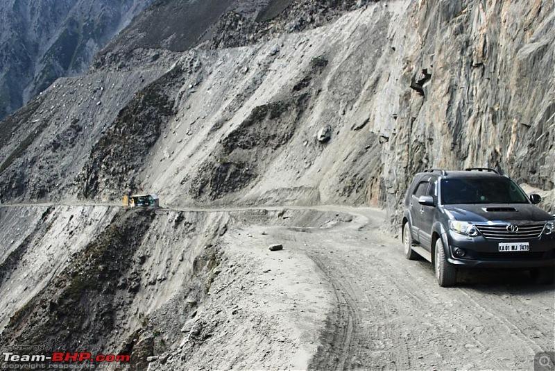 Bangalore to Ladakh - A drive as great as the destination-zojila-car2.jpg